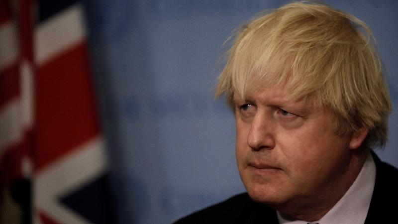 VERBATIM: 'Barbaric' chemical attack likely Assad -UK