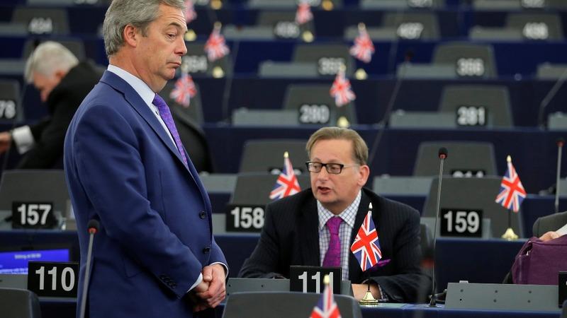 EU to UK: We'll talk exit terms, then trade