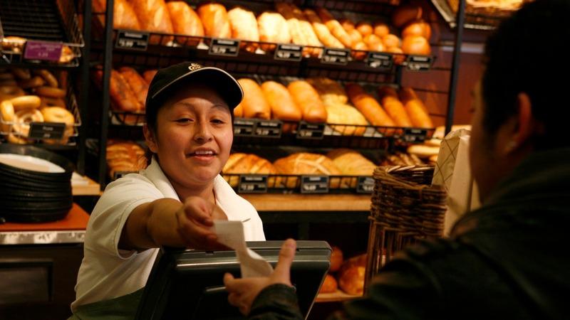 Panera shares soar as Krispy Kreme owner takes a bite