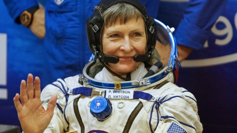 VERBATIM: Astronaut Dr. Peggy Whitson on her spacewalk milestone
