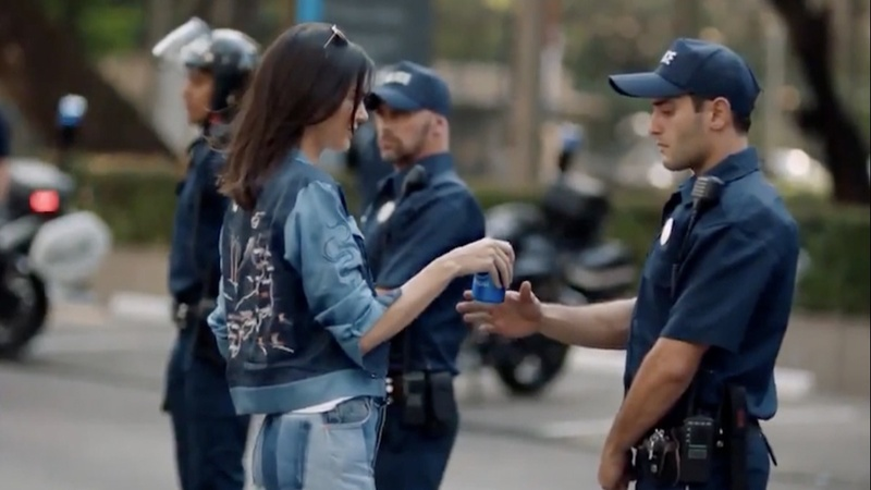 Pepsi drops controversial Kendall Jenner ad