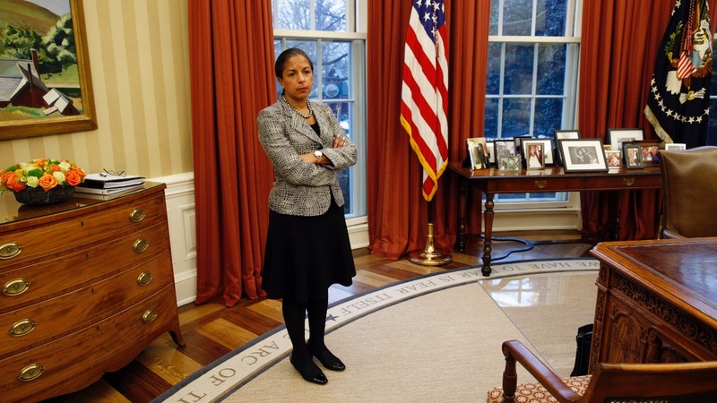 Trump thinks Rice committed 'crime': NYT