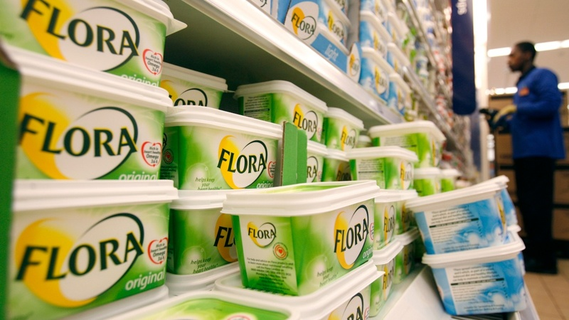 Unilever butters up investors