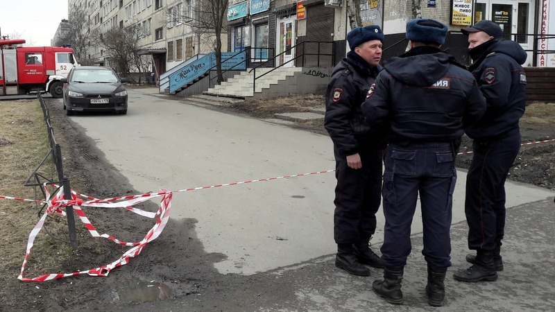 Russia finds explosives similar to Metro bomb