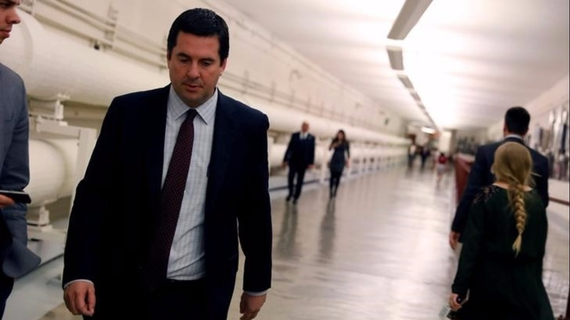 Nunes stepping aside from Russian probe