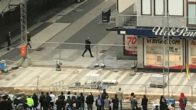 Truck kills at least 4 people in Stockholm