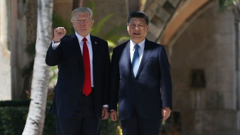Syria crashes high-stakes Trump-XI summit