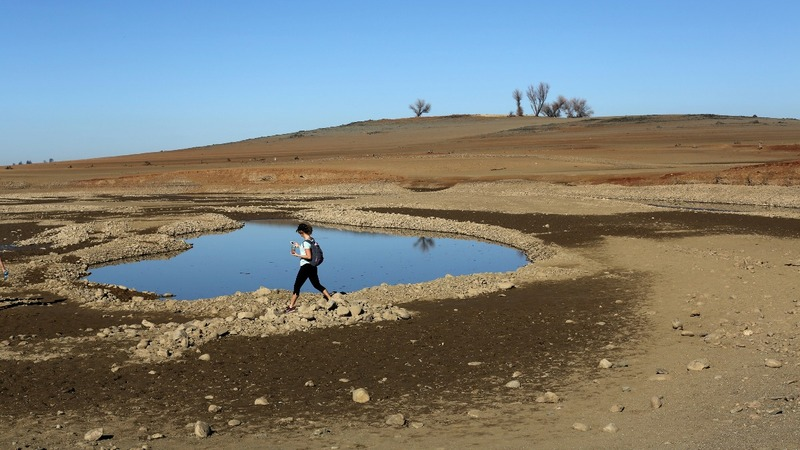 California governor declares end to historic drought