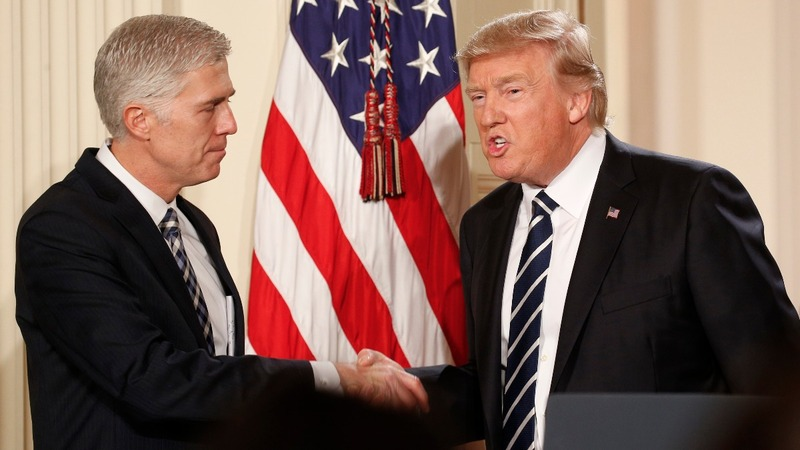 Trump's secret weapon for Gorsuch win? DC insiders