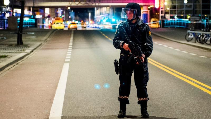 Oslo police detonate 'bomb-like device'