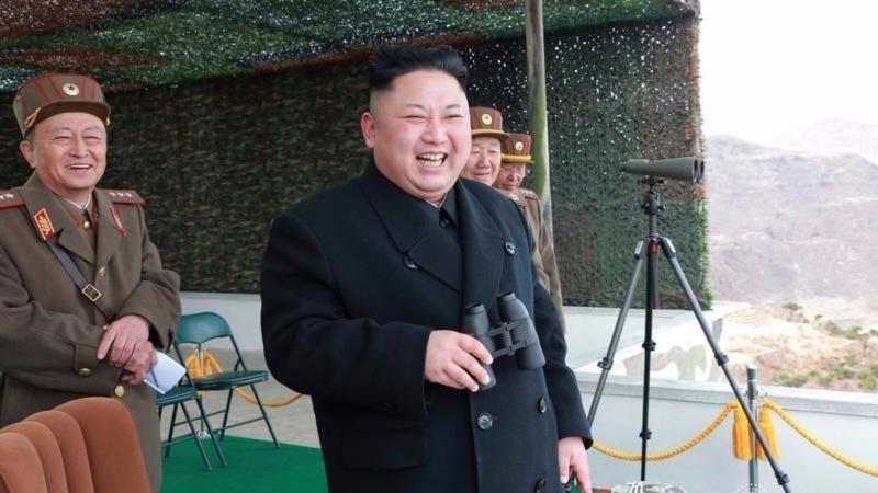 N. Korea tension rises after U.S. deploys fleet
