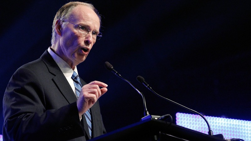 Alabama governor faces day one of impeachment hearings