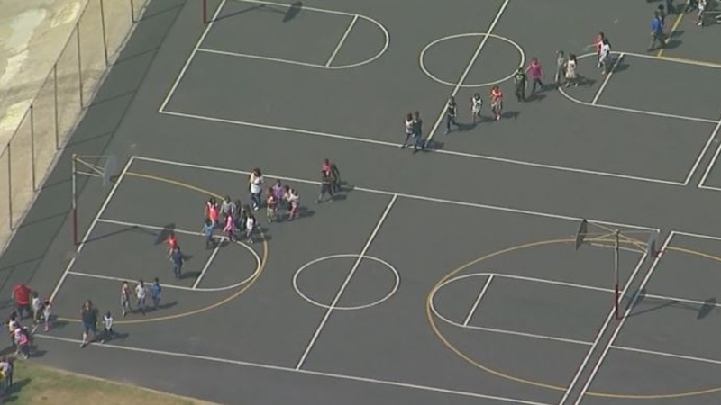 At least 2 dead in San Bernardino school shooting
