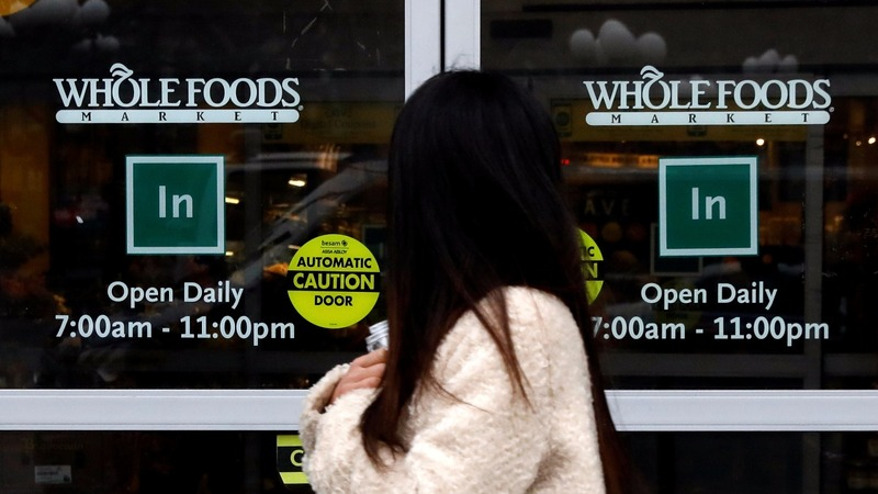 Whole Foods' new investor pushing for possible sale