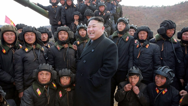 North Korea 'ready for war' with United States