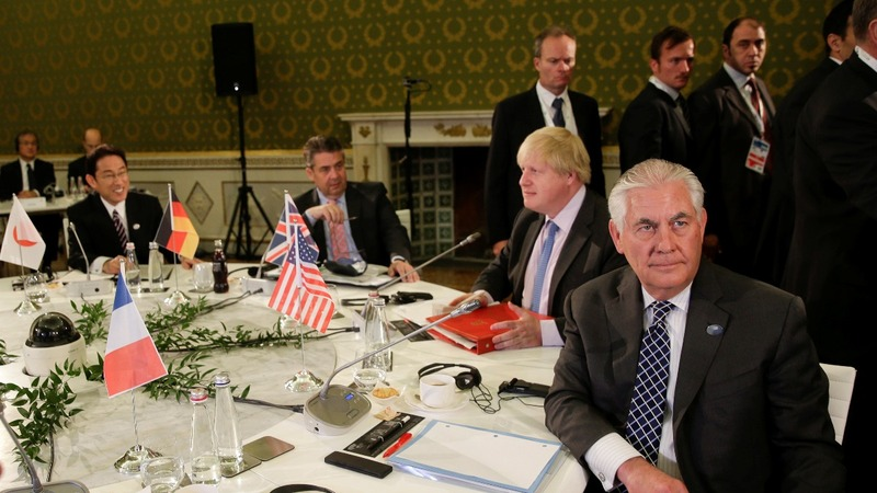 U.S. gets behind G7 Russia stance