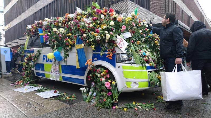 Swedish truck attack suspect pleads guilty