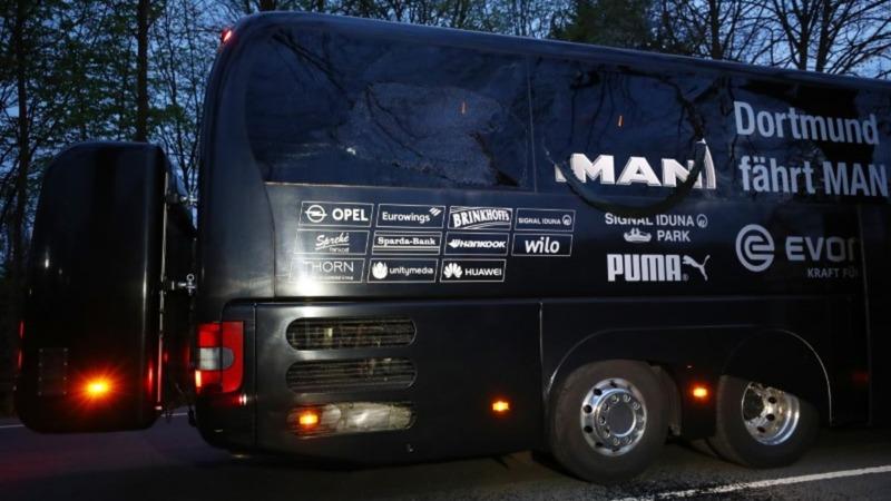 Soccer star injured in Dortmund blasts