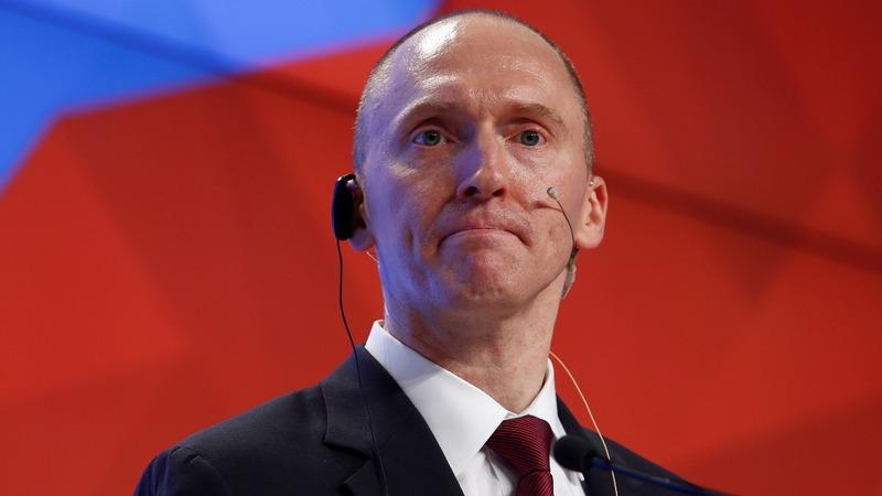 FBI got court order to surveil ex-Trump adviser: WashPo