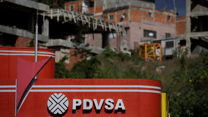 Shipper holds Venezuelan oil at sea over debt