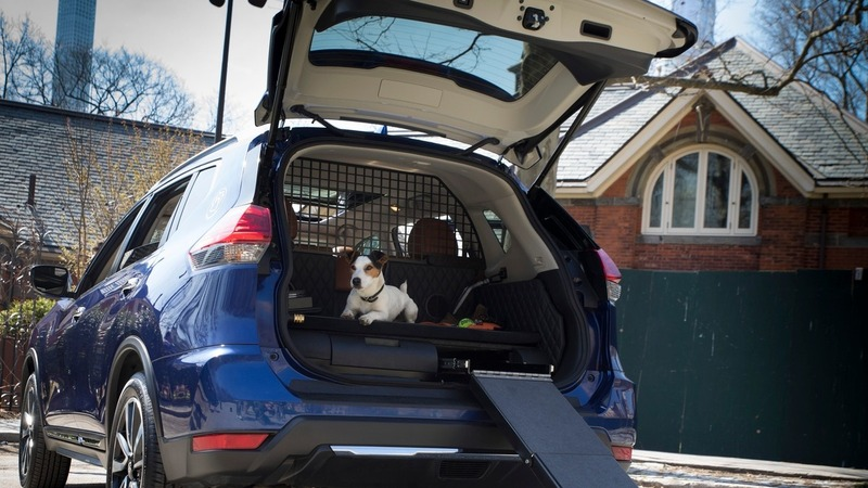 Nissan builds an SUV made for man, fit for a dog
