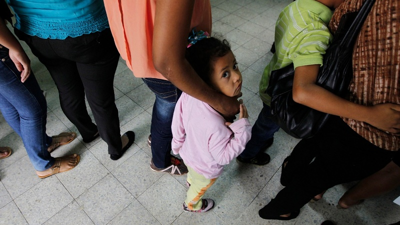 Trump's hard-line talk enough to deter immigrant mothers, kids