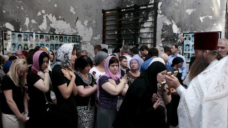 Court: Russia was heavy handed in Beslan