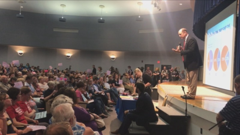 GOP faces new round of town halls