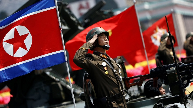 INSIGHT: North Korea holds massive military parade