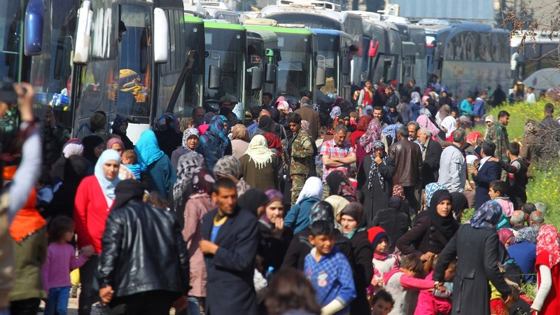 Syrian death toll passes 100