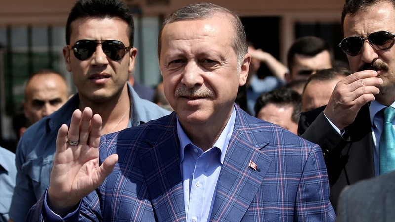 Polls close and counting begins in Turkey