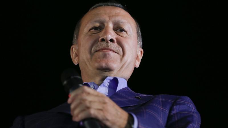 Turkey's Erdogan declares referendum victory