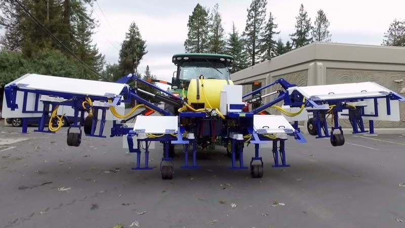 Generation Maker: Weeds be wary, these robots are gunning for you