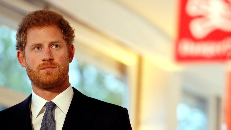 Prince Harry 'sought counselling' in his 20s