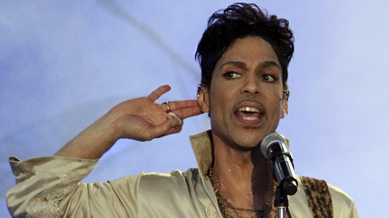 Numerous opioids found in Prince home
