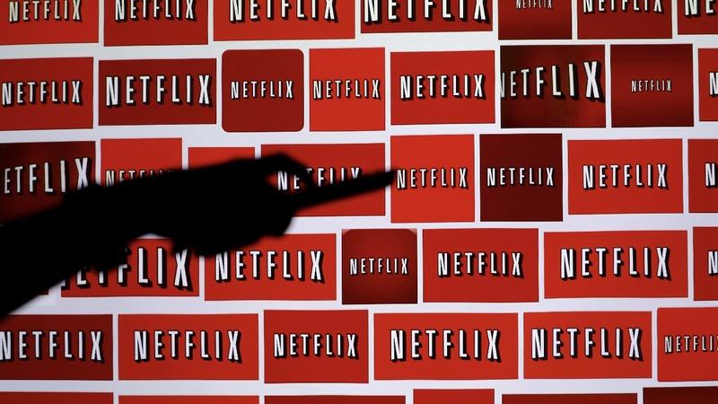 Netflix shares rise after firm outlook