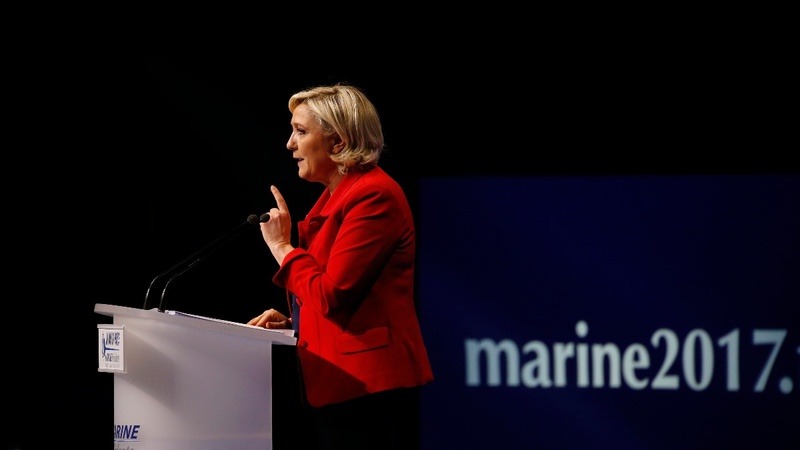 Le Pen's promise to halt immigration