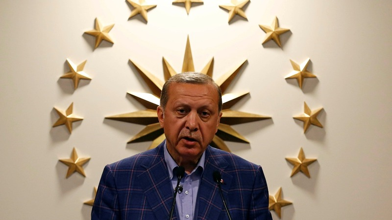 Trump congratulates Turkey's Erdogan on poll win