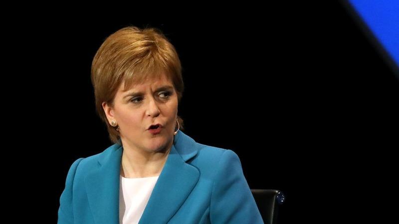 VERBATIM: Scotland's voice will be heard - Sturgeon