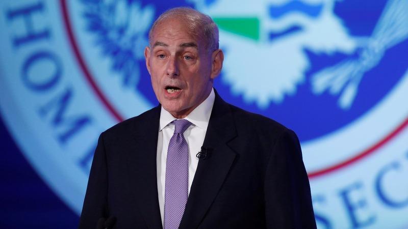 VERBATIM: Kelly says terror threat worse than 9/11