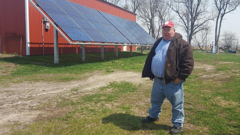 Nebraska farmers fight Trump on Keystone XL
