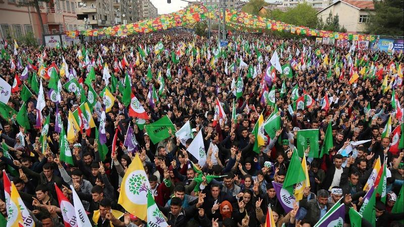 Turkey's pro-Kurdish party wants referendum annulled