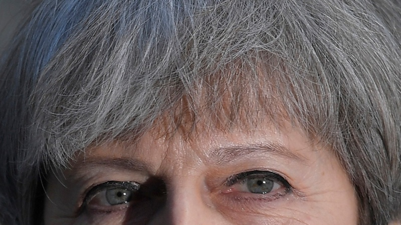 EU welcomes May's 'Hitchcock' twist
