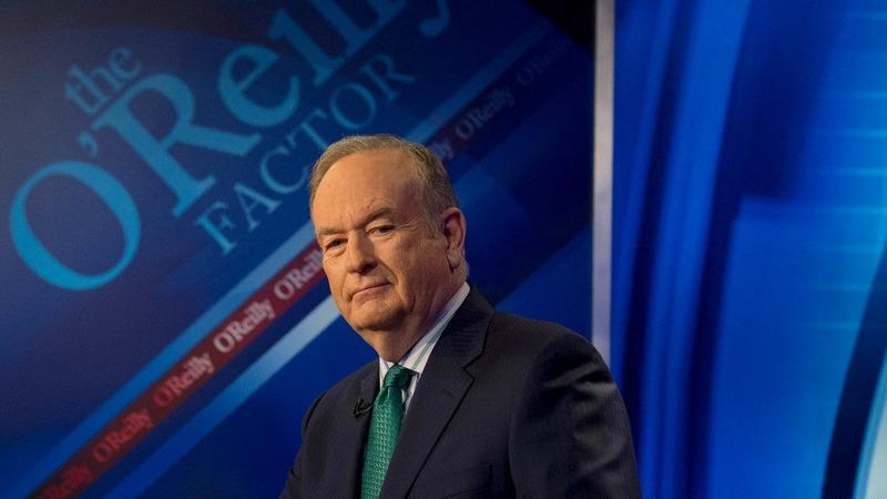 Fox News fires Bill O'Reilly over sex harassment allegations