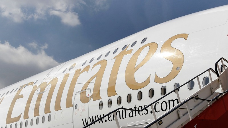 Mideast airline giant Emirates slashes U.S. flights