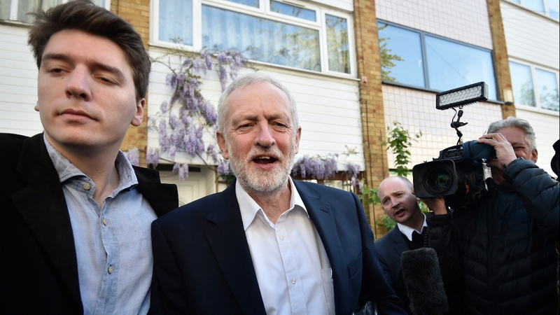 Labour's Corbyn kicks off election campaign