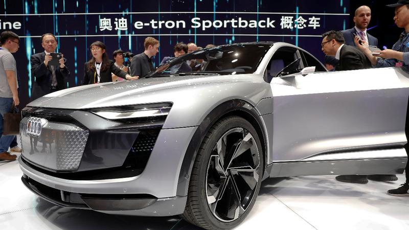 Beijing wants an electric car boom, buyers want SUVs