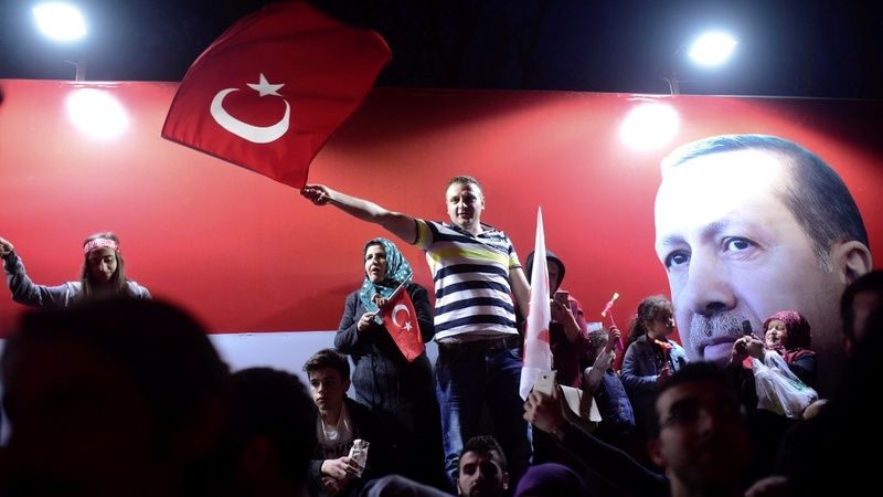 Turkey's referendum appeal is rejected
