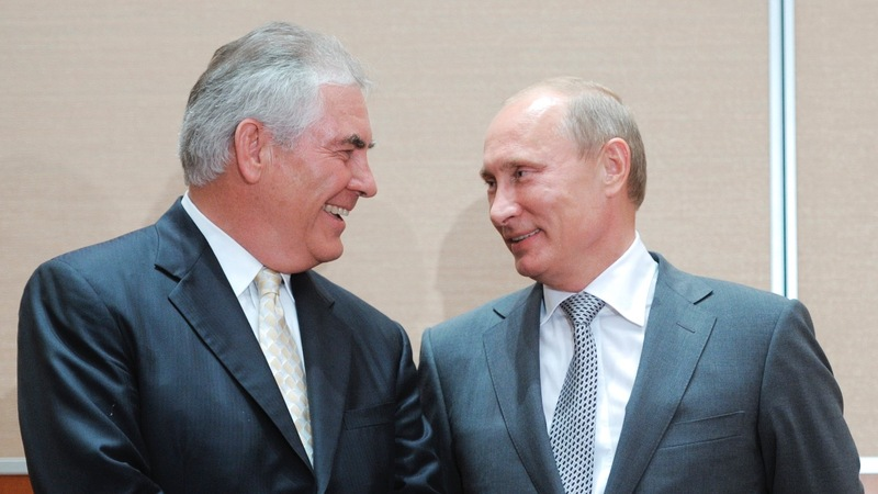 Exxon silent on report it seeks Russia sanctions waiver