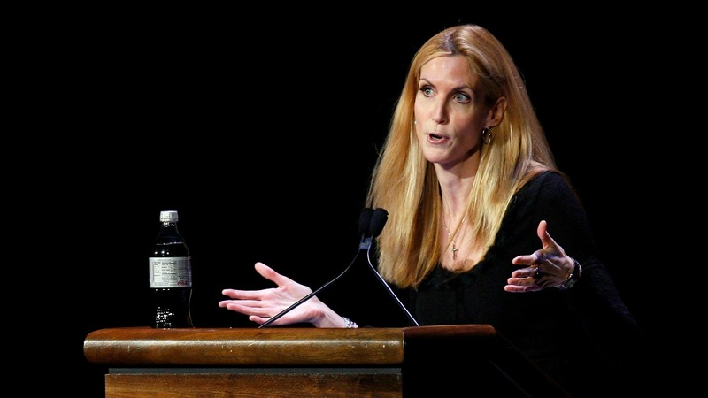 Conservative pundit Coulter defiant after Berkeley speech cancellation